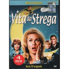 Vie De Strega Saison 5 DVD Elizabeth Duffel coat fermé 8013123025159