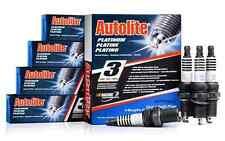 AUTOLITE DOUBLE PLATINUM SPARK PLUGS HOLDEN MONARO VZ LS1 5.7L V8