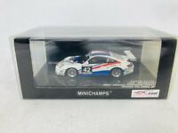 MINICHAMPS 1/43 Porsche 911 GT3 CUP Land motor sports Winner 24H DUBAI