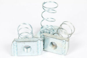 Spring Nuts M6 M8 M10 M12 Zebedee Nuts Channel Nuts (BZP) / Stainless Steel