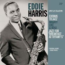 EDDIE HARRIS-EXODUS TO JAZZ/MIGHTY LIKE A ROSE/JAZZ FOR BREAKFA 2 VINYL LP NEU