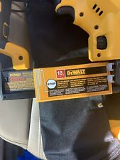 DeWALT DCN681 New 20-Volt XR Cordless 18 Gauge Narrow Crown Stapler
