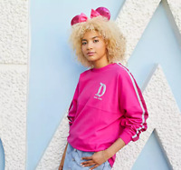 NWT - Disney Disneyland Spirit Jersey – Imagination Pink - Adult XS