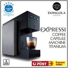 TITANIUM 2016 ALDI Expressi Capsule Pod Automatic Coffee Machine System K-FEE