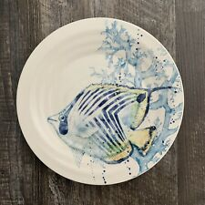 New listing Pier 1 ~ Sea Life Fish Plate Ocean Life Sea Adventure