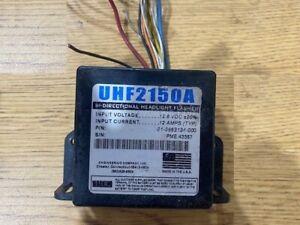 WHELEN USA UHF2150A BI-DIRECTIONAL HEADLIGHT FLASHER 12.8VDC 12AMP 01-0663134-00
