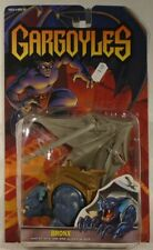 Gargoyles Bronx With Glider Wings & Attack Jaw Sword Figure Kenner Disney (Moc)