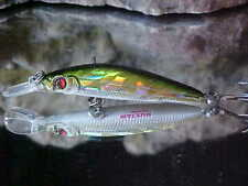 Matzuo Ultra Lite Shallow Minnow 1//8oz Crank in White Satin for Trout//Crappie