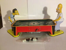 The Simpsons Pool Game Moe's Tavern in the original box never played with