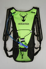 High Quality Cervus Bicycle Hiking Backpack 3 Litre Pack Water Bag-Green