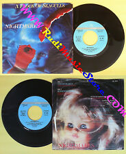 LP 45 7''A FLOCK OF SEAGULLS Nightmares Rosenmontag 1983 italy JIVE no cd mc*dvd