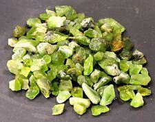 610 Carats Green Color Beautiful Rough PERIDOT Crystal Huge Lot @ PAKISTAN
