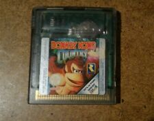 Donkey Kong Country pour Nintendo Game Boy Color GBC
