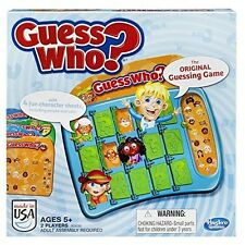 Guess Who? Contemporary Manufacture Complete Games Games
