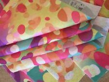 "8 x Pretty Multi Colour 30cm x 22cm (12"" x 9"") Good quality Felt Squares (FS/MC)"