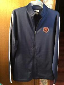 CHICAGO BEARS TRAC JACKET SIZE IS XL, - NEW