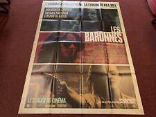 Affiche 120x160cm «Les Baronnes»