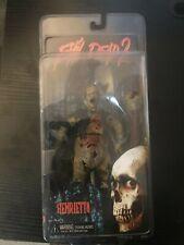 """NECA REEL Rare Toys Evil Dead 2 Series 2 Henrietta Exclusive 25th Anniversary 7"""""""