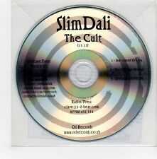 (GE543) Slim Dali, The Cult - 2015 DJ CD