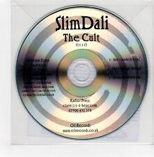 (GE543) Slim Dali, The Cult - 2015 DJ CD