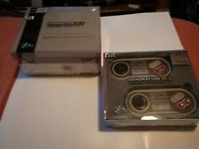 SEALED Generation Nex Messiah NES Nintendo System Console & Wireless Controllers