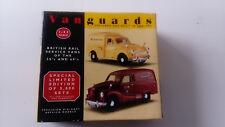 Vanguards 1/43 Scale BR1002 Austin A40 Morris Minor - British Rail Service Vans
