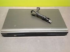 Sony Upscale DVD Player Recorder / Player 1080i HDMI RW RDR-GX257 No Remote