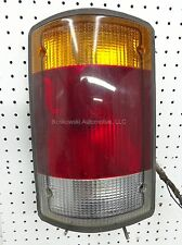 Ford E150 Van Tail Light Assembly Left Driver Side E250 OEM