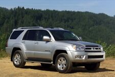 Toyota 4Runner N210 Owners Users Manual 2002 - 2009 - Read