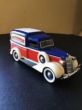 Budweiser 1936 Dodge Panel Diecast Bank Dealer Exclusive Liberty