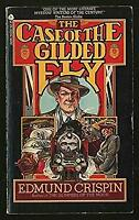 The Case of the Gilded Fly Mass Market Paperbound Edmund Crispin