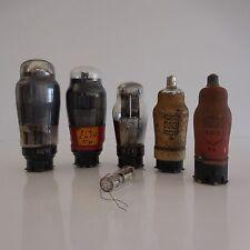 7 LAMPES TUBES MINIWATT PHILIPS JARIO