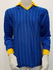 MAGLIA CALCIO PORTIERE GOALKEEPER VINTAGE OLD STYLE N.12 JERSEY MAILLOT GK P37