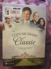 Costume Drama Classic Collection - DVD