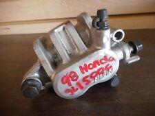 1998 Honda GL1500 Valkyrie Rear brake caliper for parts  11 9 19r
