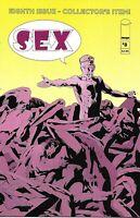 Sex Comic Issue 8 Modern Age First Print 2013 Joe Casey Kowalski Simpson Wooton