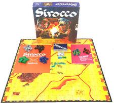 Vintage 1985 TSR Inc. SIROCCO Board Game Desert Raiders Battle 1pc missing FUN!