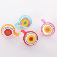 Child Kid Girl Bell Bicycle Horns Bike Sports Flower Ride Loud Clear Ring Sport