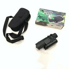 FAMOUS TRAILS FT 380  NIGHT VISION MONOCULAR  3.8x WITH CARRY BAG AND BOX