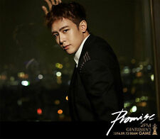 2PM - [GENTLEMEN'S GAME] 6th Album CD+68p Foto Buch+1p Karte K-POP Sealed JYP
