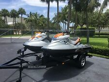 2008 Seadoo RXP X & RXT X 255HP Trailer Sound Systems PWC SEXY FUN PWC 2&3