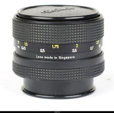 Lens  Planar 1.8/50mm HFT No1286734  for Rollei Rolleiflex SL35 Mint