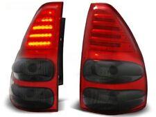 LED REAR TAIL LIGHTS LDTO11 TOYOTA LAND CRUISER 120 2003 2004 2005 2006-2009 R-S