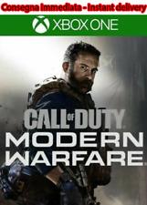 Call Of Duty Modern Warfare ONLINE Xbox One Download NO CD/KEY Leggi Descrizione