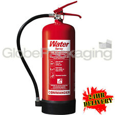 6 Litre Water Fire Extinguisher for Warehouse Office Workshop Factory Work Use 3