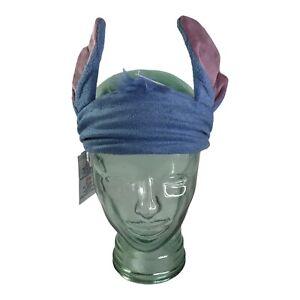 Disney Parks - STITCH Plush Stretch Headband NEW WITH TAGS - FREE SHIPPING