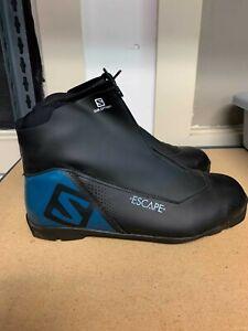 2021 SALOMON Escape Prolink Cross Country Boots | EU 42 2/3,US M 9, US W 10