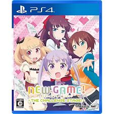 New Game! The Challenge Stage! SONY PS4 PLAYSTATION 4 JAPANESE NEW JAPANZON