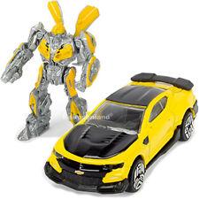 MAJORETTE Transformers M5 Auto Fahrzeug Set Roboter Spielzeug Auto Bumblebee