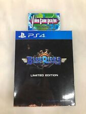 Blue Rider (Playstation 4) *SEALED* *LIMITED RUN* *CHINESE*